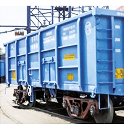 Railway-Wagons