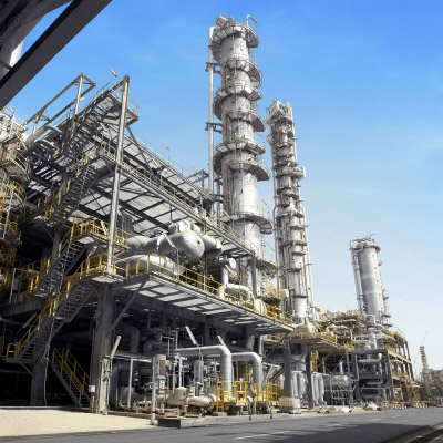 Petrochemical, oil & gas industry